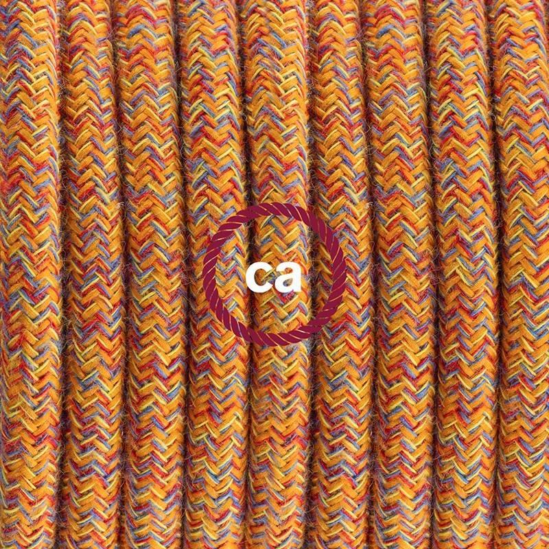 Pendel für Lampenschirm, Hängelampe Indian Summer Baumwolle RX07