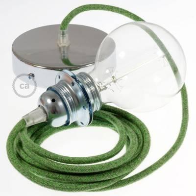Pendel für Lampenschirm, Hängelampe Bronte Baumwolle RX08