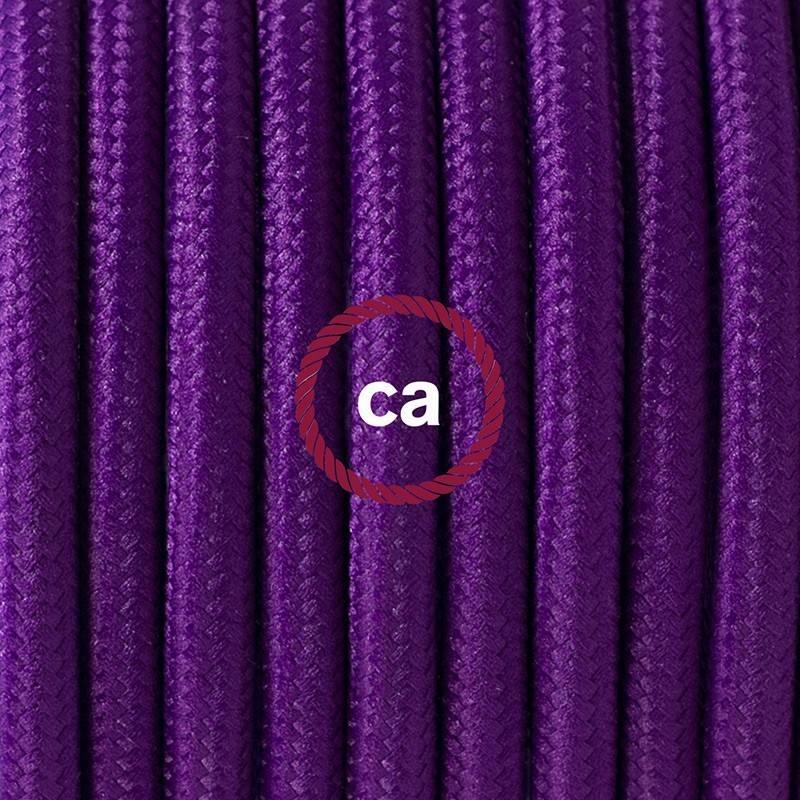 Kreieren sie ihre Snake Leuchte mit dem RM14 Violet Seideneffekt und erleuchten sie ihre Umgebung.