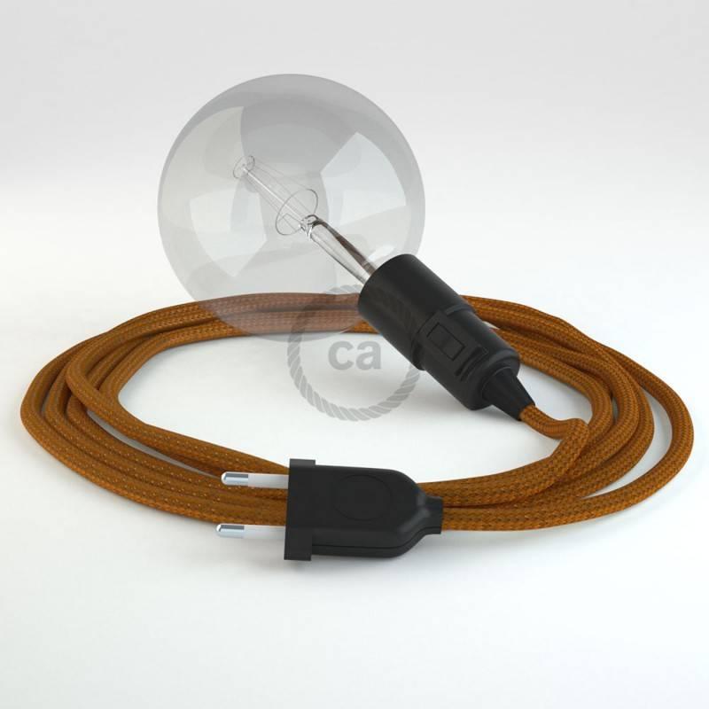 Kreieren sie ihre Snake Leuchte mit dem RM22 Whiskey Seideneffekt und erleuchten sie ihre Umgebung.