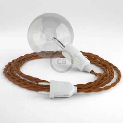 Kreieren sie ihre Snake Leuchte mit dem TM22 Whiskey Seideneffekt und erleuchten sie ihre Umgebung.