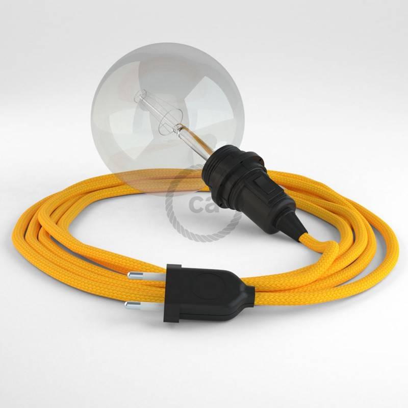 kreieren sie ihre snake lampenschirm leuchte mit dem rm10 gelb seideneffekt und erleuchten sie. Black Bedroom Furniture Sets. Home Design Ideas
