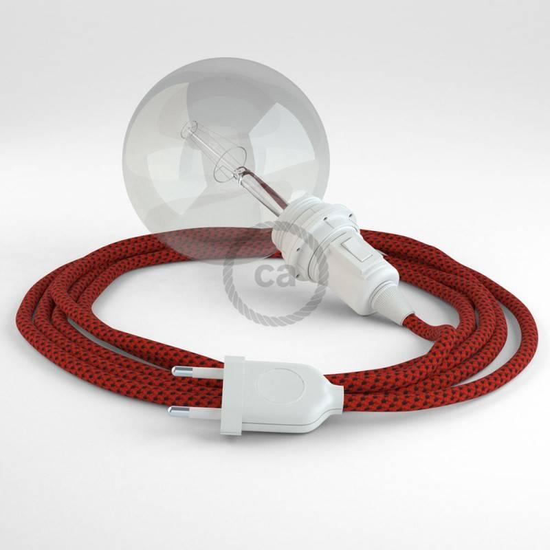 Kreieren sie ihre Snake Lampenschirm Leuchte mit dem RT94 Red Devil 3D und erleuchten sie ihre Umgebung.