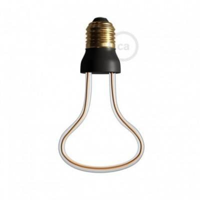 LED-Glühbirne 8W E27,Art Reflector, Vintage 2200K, dimmbar