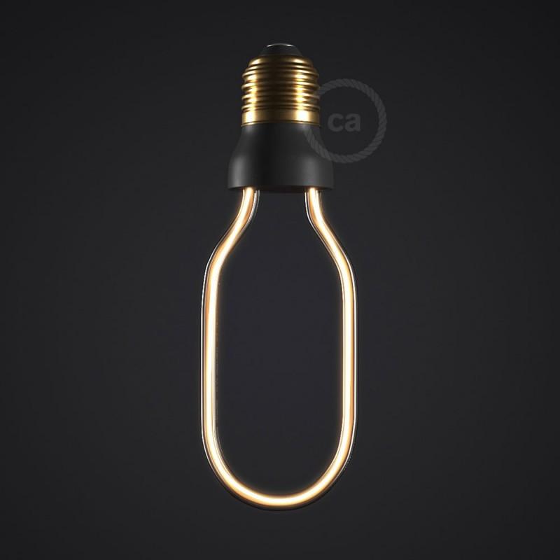 LED Lampe Art Tube 8W E27 dimmbar 2200K