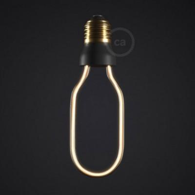 LED-Glühbirne 8W E27, Art Tube, Vintage 2200K, dimmbar