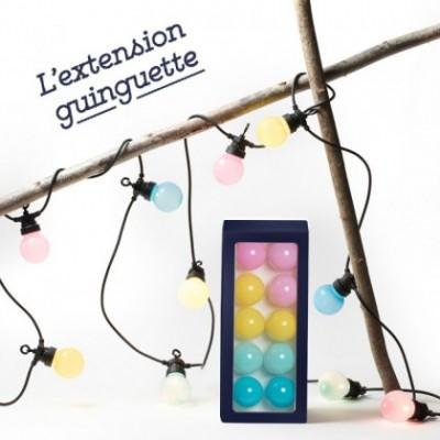 Extension für Lichterkette La Guinguette Maya Bay