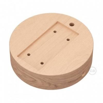 Runde Unterstützung für Archet(To) aus Naturholz