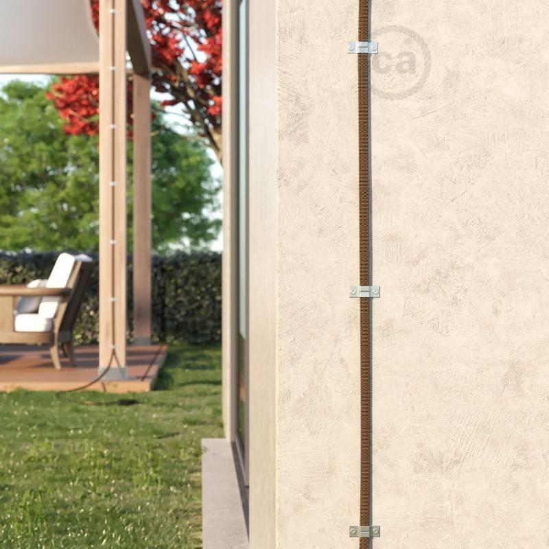 Zubehör für Wandbefestigung Lumet Lichterketten - 10 Stck