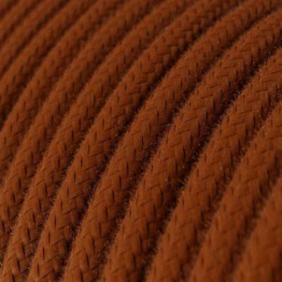 Textilkabel rund, damhirsch Baumwolle, RC23