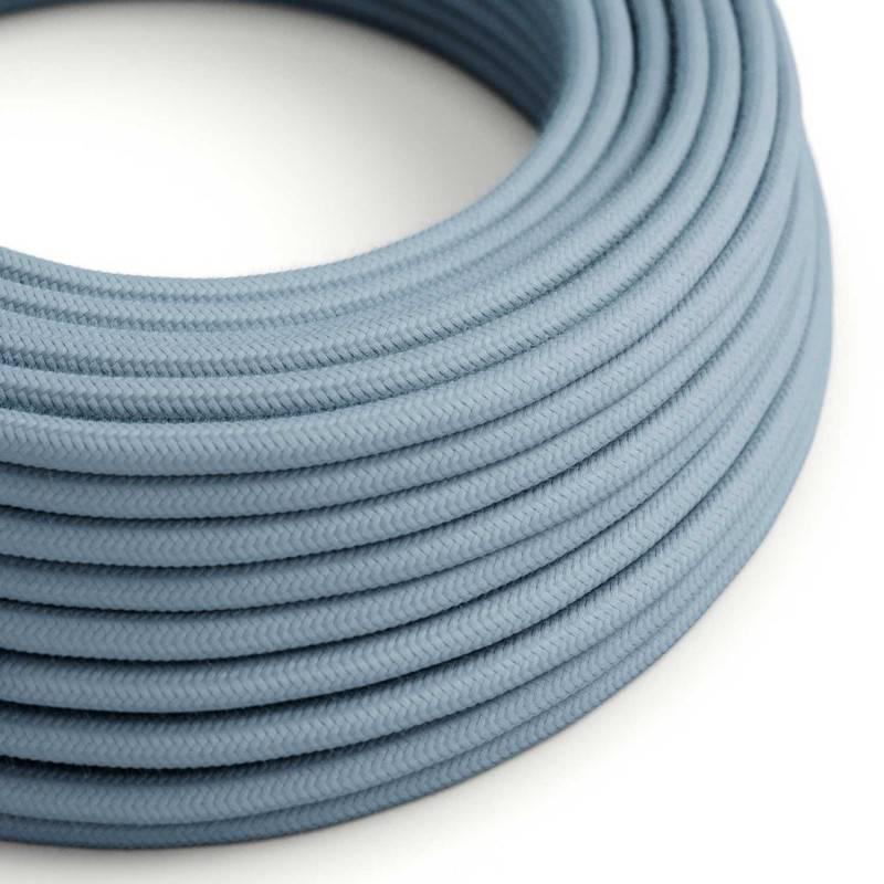 Textilkabel rund, Ocean Baumwolle, RC53