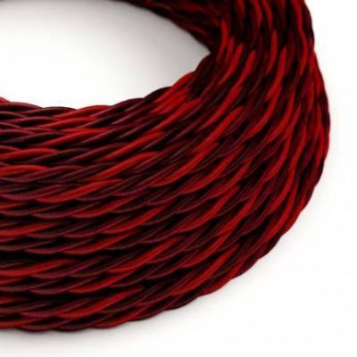 Textilkabel geflochten, Asburgo mit Seideneffekt, TG05