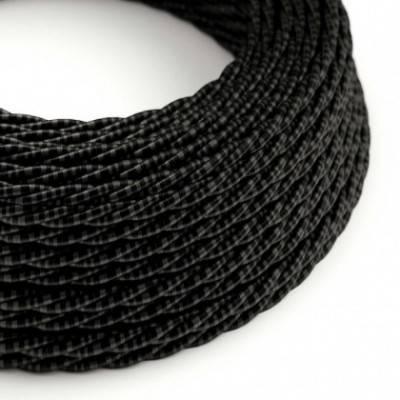 Textilkabel geflochten, Romanov mit Seideneffekt, TG06