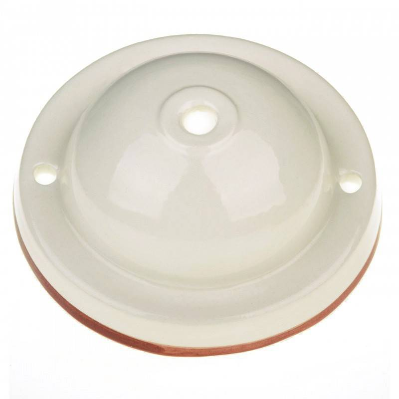 Deco-48 Line Lampenbaldachin Kit aus Keramik