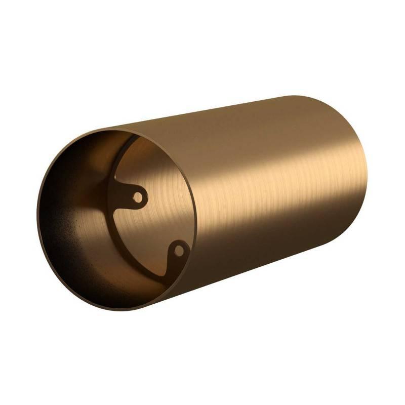 Tub-E14 Scheinwerfer-Röhre mit E14-Doppel-Gewindering-Fassung