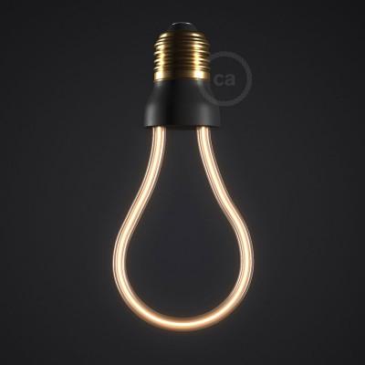 LED-Glühbirne 8W E27, Art Bulb, Vintage 2200K, dimmbar