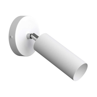 Fermaluce Metal verstellbarer Strahler, Wandleuchte aus Metall mit Tub-E14