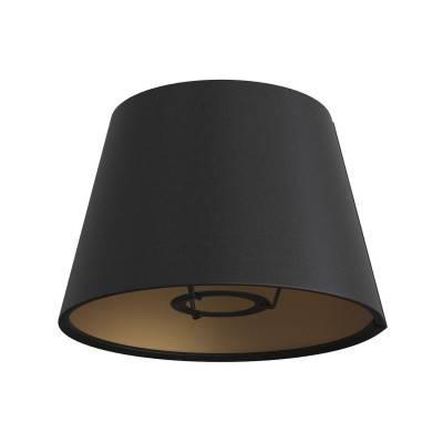 Lampenschirm Impero aus Stoff für E27-Fassung für Tisch- oder Wandleuchten - Made in Italy