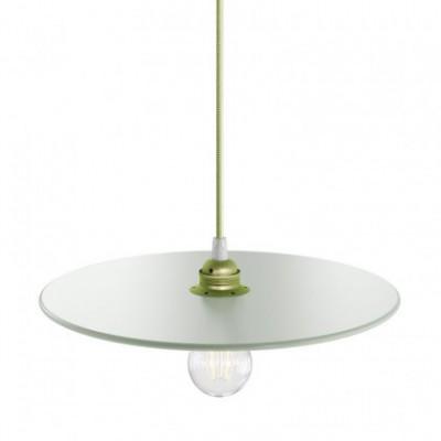 UFO COLOR, Lampenschirm aus lackiertem Holz
