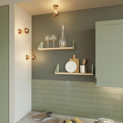 Thermoplastische Fermaluce Vintage, Lichtquelle für Wand oder Decke