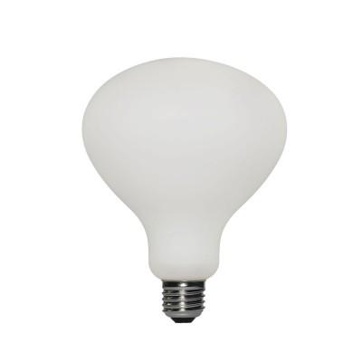 LED Glühlampe Chio mit Porzellan-Effekt 6W E27, dimmbar 2700K