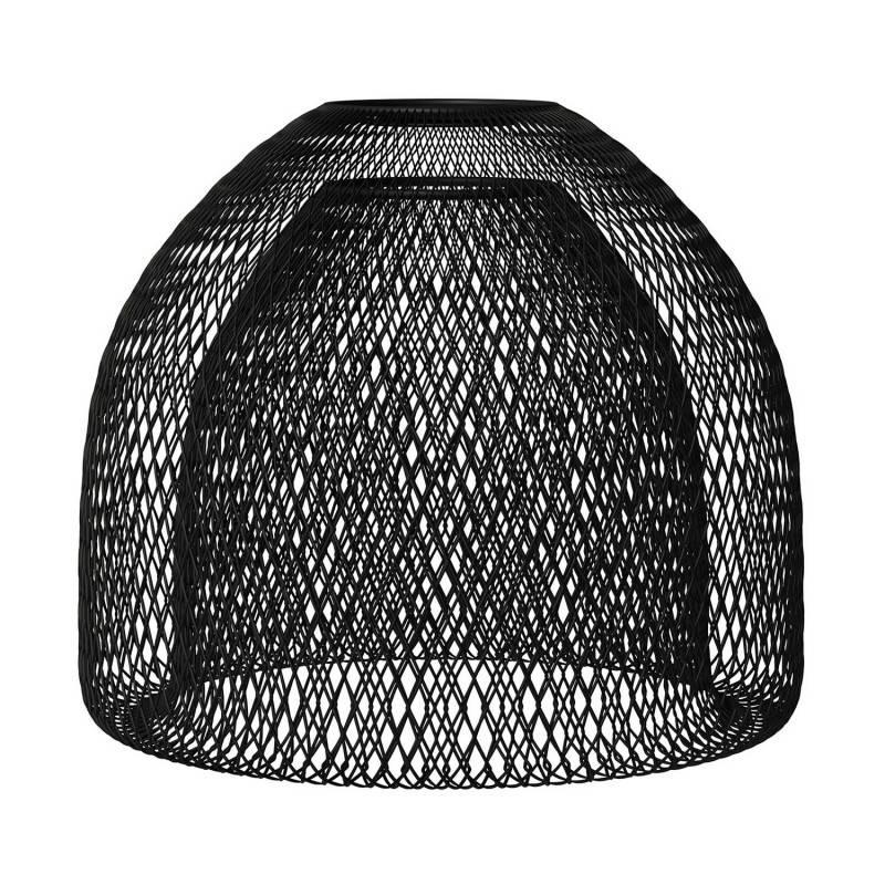 Lampenschirmkäfig Ghostbell XL aus Metall mit E27-Anschluss