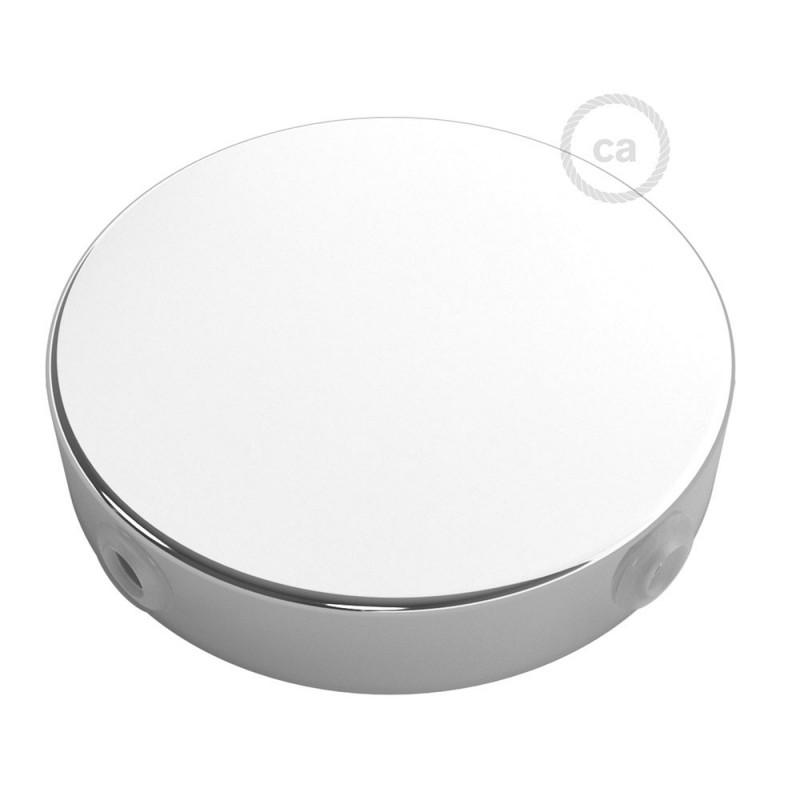 Zylindrischer 4-Seitenloch-Lampenbaldachin Kit aus Metall (Anschlusssystem)