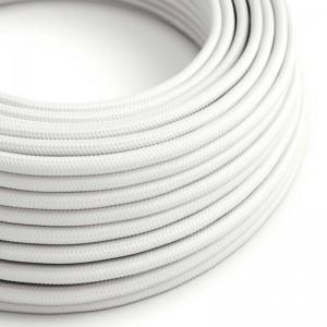 Outdoor-Kabel in Weiß SM01 mit Seideneffekt, rund - für EIVA IP65