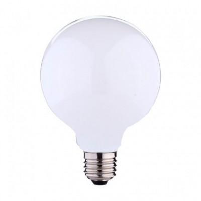 LED-Glühbirne Globe G125 Milky 11 W E27 2700K