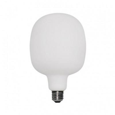 LED Glühlampe Rodi mit Porzellan-Effekt 6W E27, dimmbar 2700K