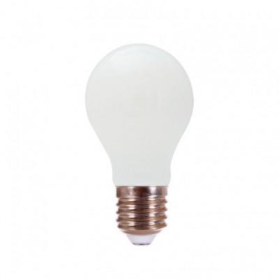 Tropfenförmige LED Glühlampe, Milky A70 12W E27 2700K
