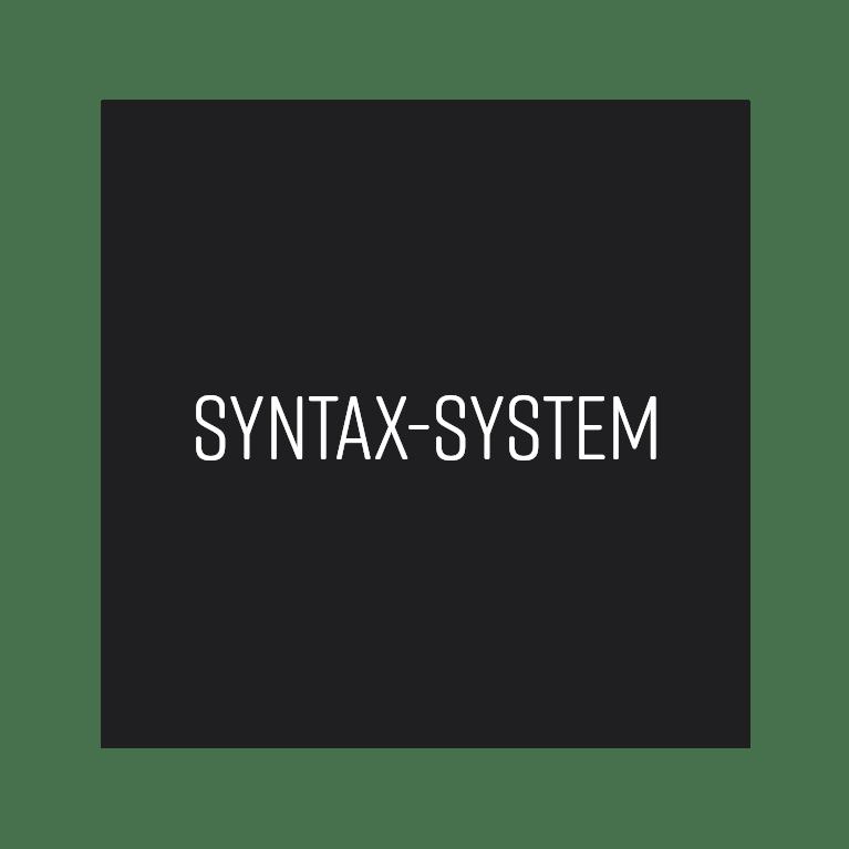 vedi le nostre sospensioni syntax