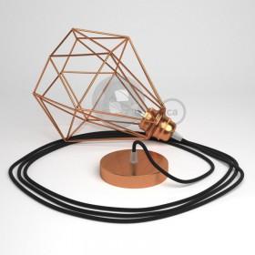 Wir von Creative-Cables sind besonders stolz darauf, unsere neuen Pendelsets komplett mit Lampenschirm zu präsentieren!