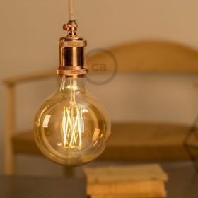 Neue Vintage Kupfer Lampenfassungen