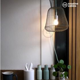 Be Creative #4: Eine Lampe aus einem Fischernetz!