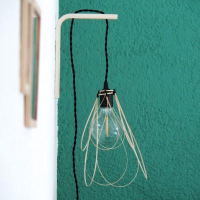 Be Creative #12: Eine Lampe so zart wie eine Blume.