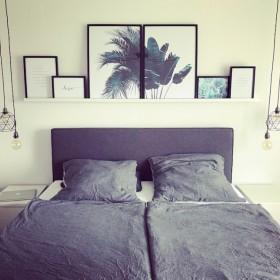 Be Creative #23 - Ein spiegelgleiches Schlafzimmer