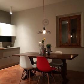 # Ein Käfig in der Küche
