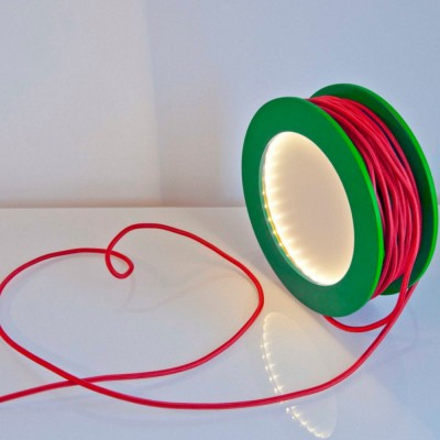 Solo1Libro, die gesellige Lampe!