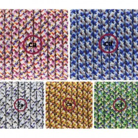 neue Kabel in Pixel-Schussfaden