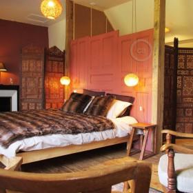 Domaine de la Jordanne: eleganter Hotel Zimmer