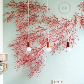 Johanna Neuburger: Korallen Herstellung